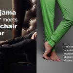 Pyjama PItcher Meets Armchair Investor